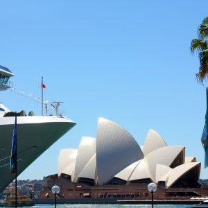 Cruise Australia take a multiple day cruise around Australia.