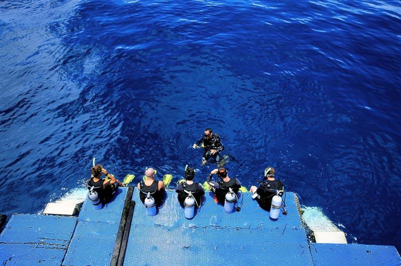 Australia Dive - Learn to dive