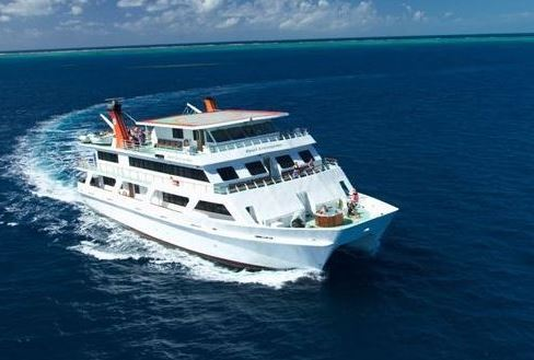 Reef Encounter, Great Barrier Reef accommodation