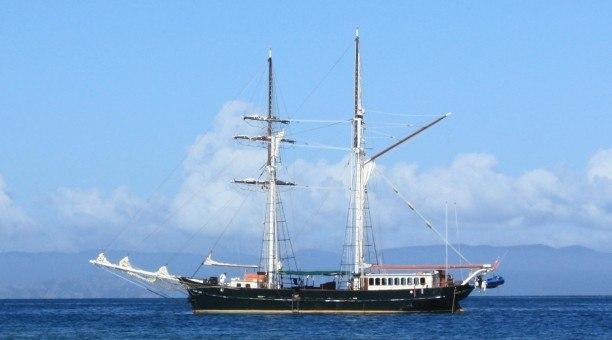 Whitsundays 4 Day Tall Ship Sailing Adventure
