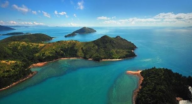 Whitsunday Islands, Queensland Australia