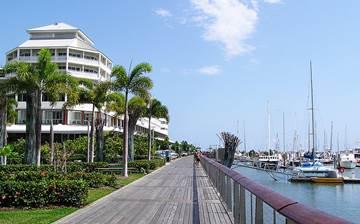 Cairns Marlin Marina  - Australia Tours