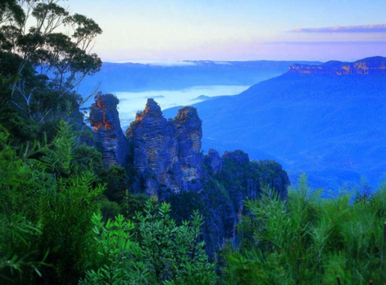 Blue Mountains Australia tours