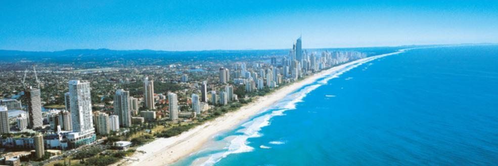 Queensland Beaches-Australia Tours