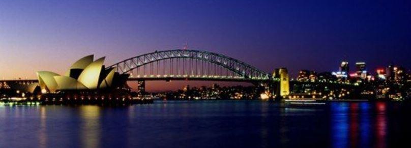 Sydney Harbour Australia tours