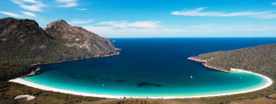 Tasmania Beaches - Australia Tours
