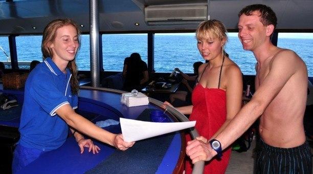 Great Barrier Reef Experience North Queensland Australia