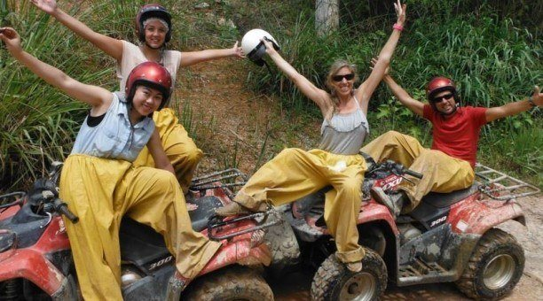ATV Bike Tour