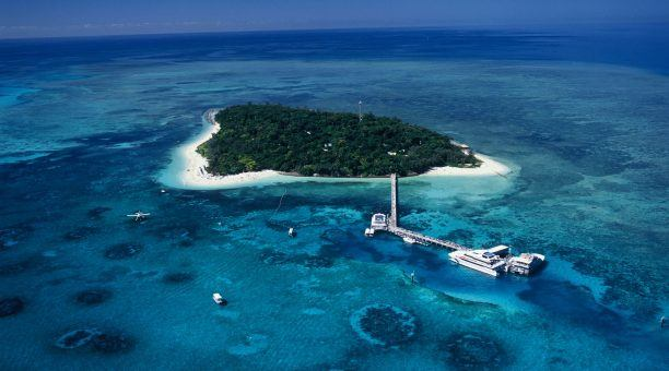 Discover Green Island Day Tour