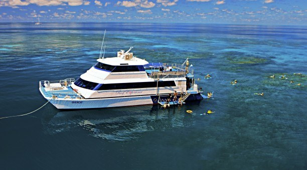 Reef Experience, Cairns best reef tour