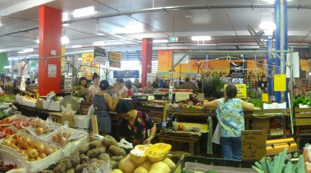 Rustys markets, Cairns