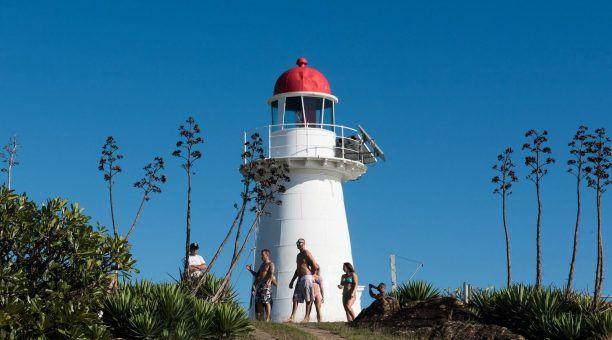 The sunning scenery of Townsville