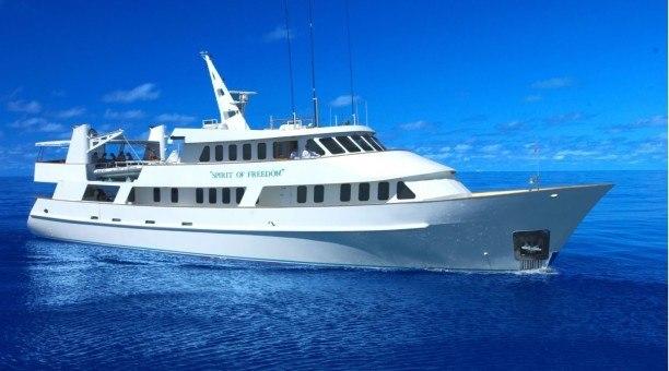 Spirit of Freedom North Queensland Dive Expeditions Australia