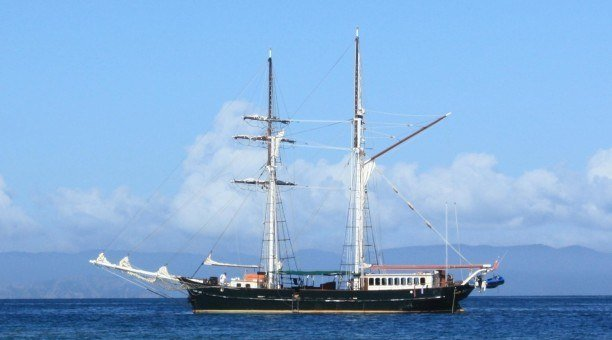 Whitsundays 4 Day Tall Ship Sailing Adventure