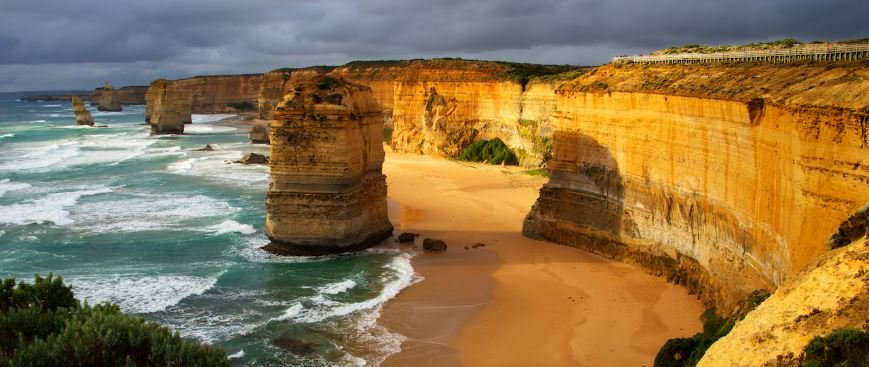 12 Apostles - backpackers tours