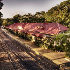 Kuranda Scenic Train and Skyrail