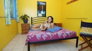 Single room Calypso Backpacker Resort Cairns