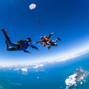 Skydive and Reef Experience (2 Day)