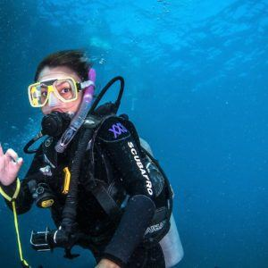 3 Day Learn to Scuba Dive Cabin