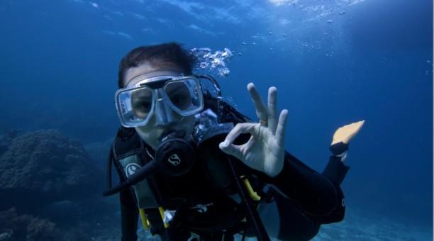 Scuba dive Course, North Queensland Australia