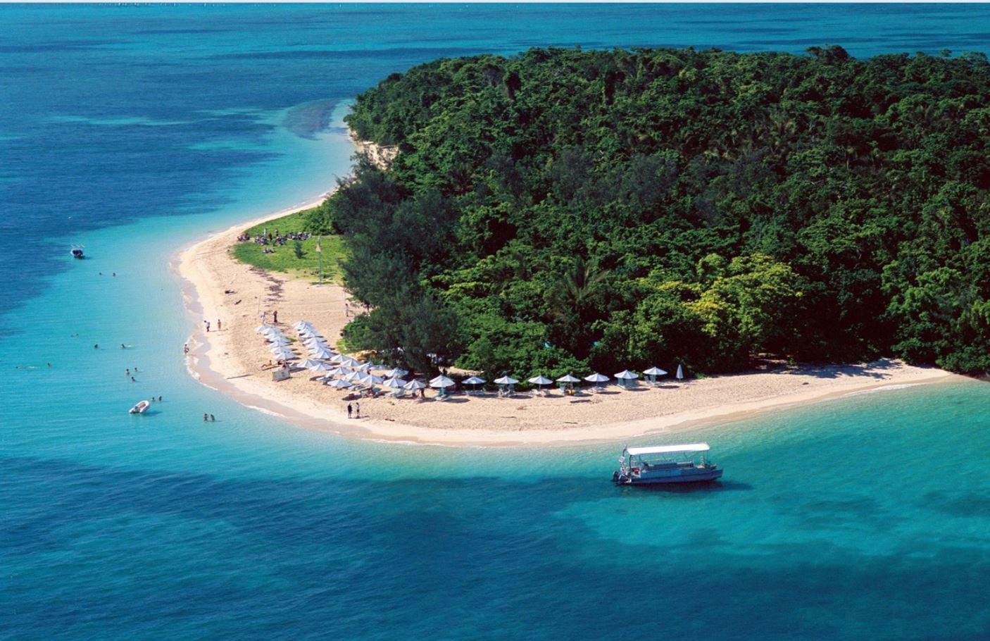 Green Island: Cairns