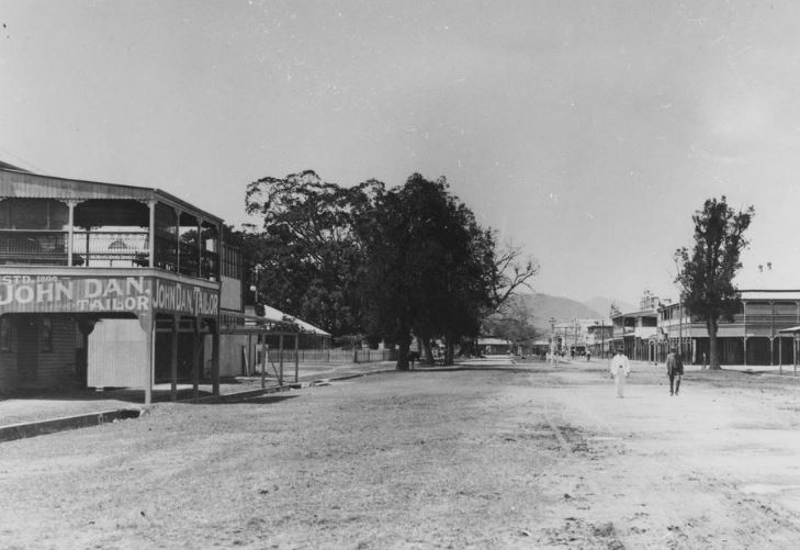 Cairns History