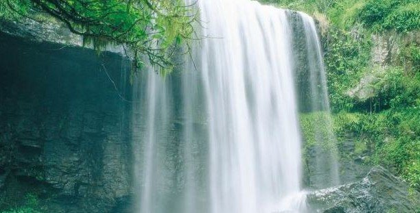 North Queensland boats the most beautiful waterfalls in Australia