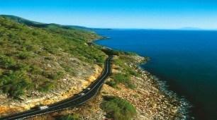 Scenic Captain Cook Highway