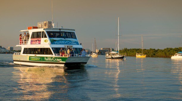 Cairns Harbour Cruise, North Queensland Australia
