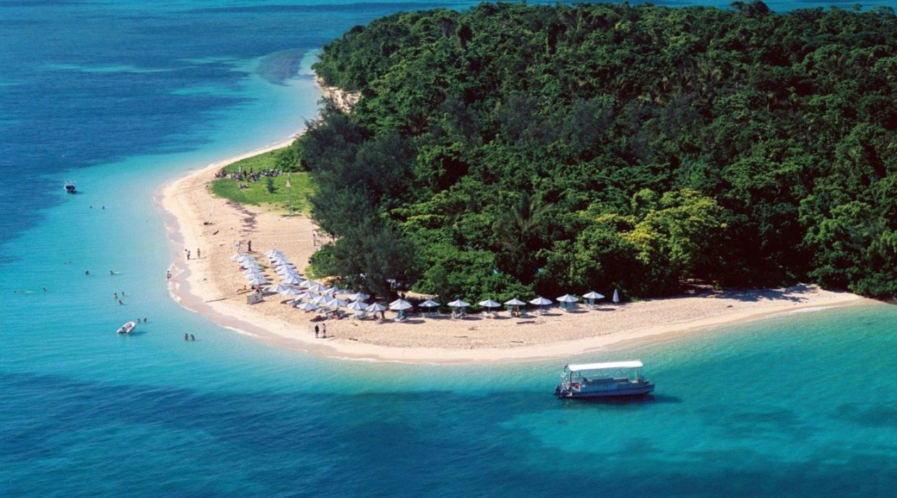 guia viaje australia - green island