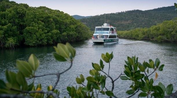 Harbour Cruise Cairns, North Queensland Australia