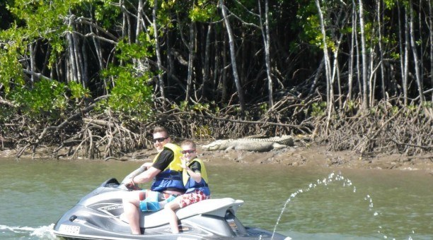 Cairns Jetski Adventure