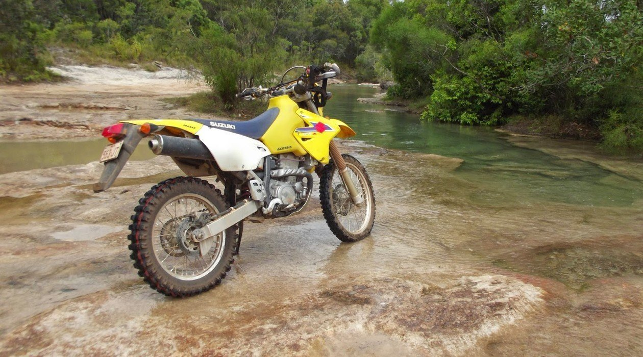 Australia Motorcycle Tours Off Road