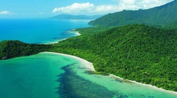 Cape Tribulation, North Queensland, Australia