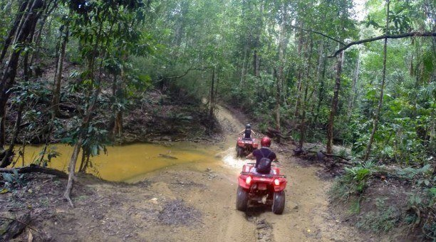 Cairns ATV adventure