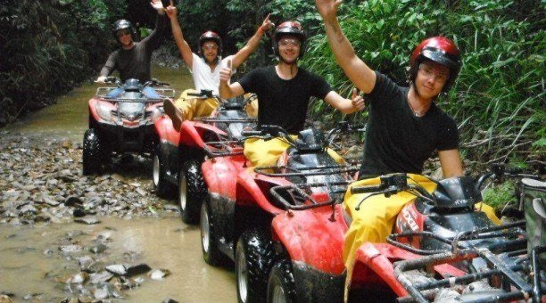 Cairns Quad bike tour