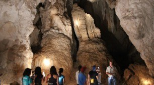Chillegoe limestone Caves, North Queensland