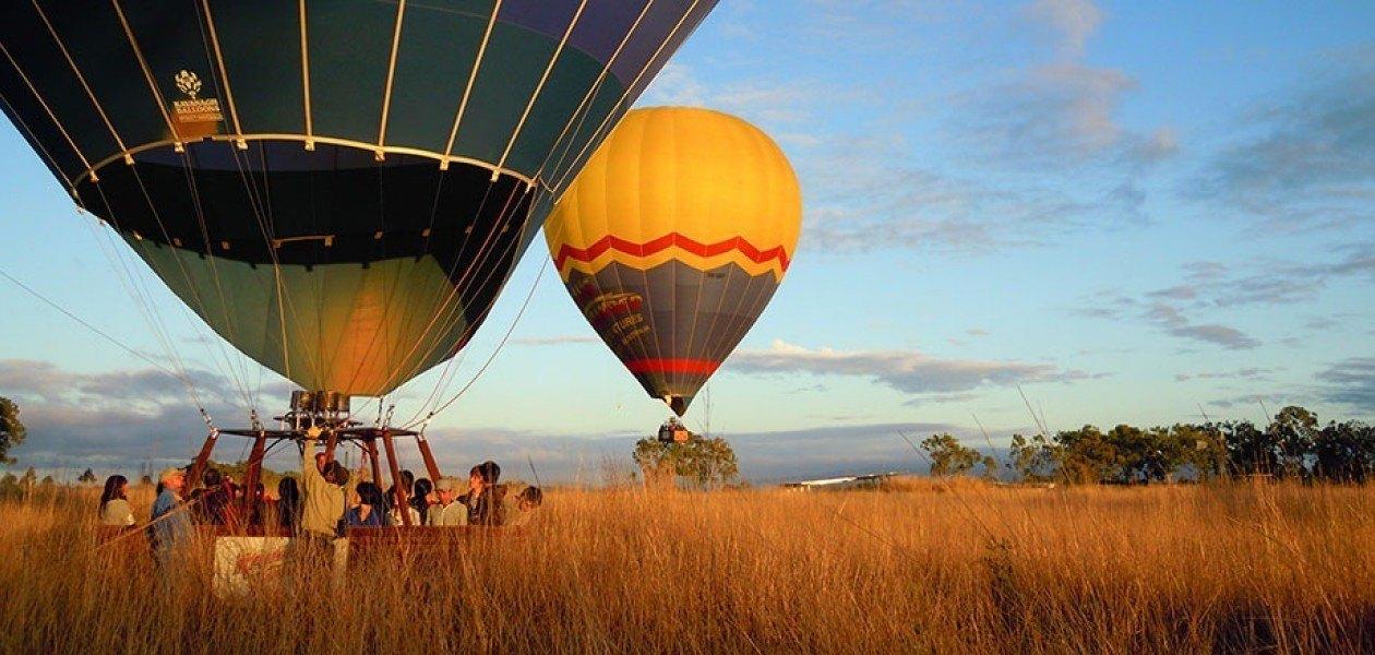 Hot Air Balloon Cairns (C30) | Hot Getaways