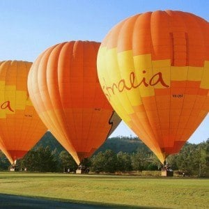 Luxury Hot Air Balloon