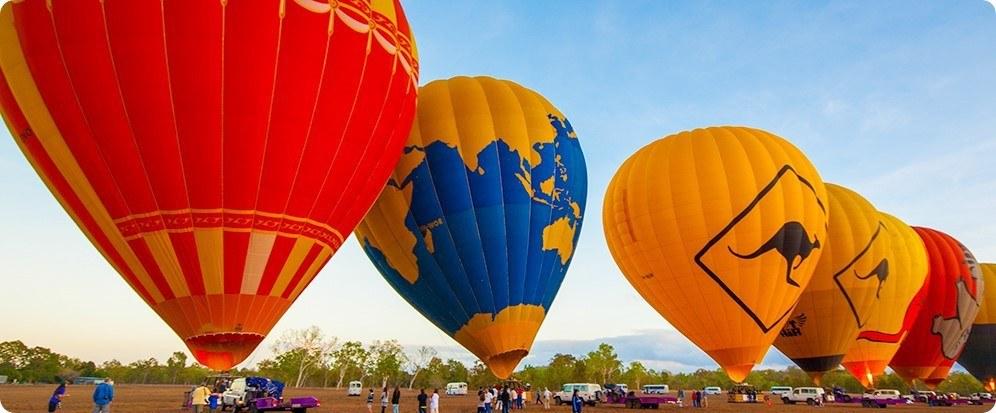 Hot Air Balloon Cairns - TripAdvisor