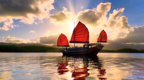 Shaolin Sunset Cruising
