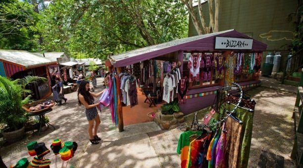 Kuranda Heritage Markets