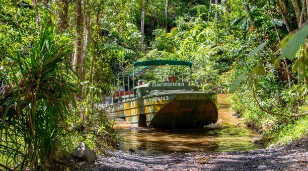 Rainforestation Army Duck