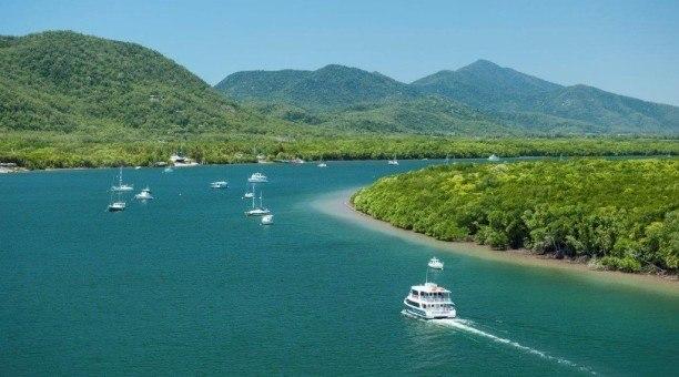 Cairns inlet Cruise, North Queensland Australia
