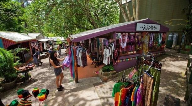 Kuranda Markets, North Queensland Australia