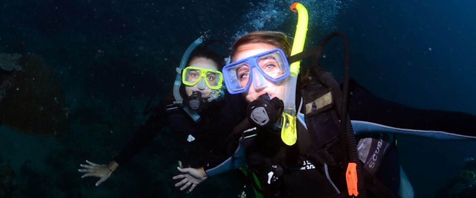 3 day liveaboard night dive