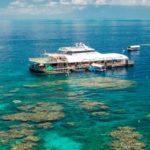Great Barrier Reef Pontoon