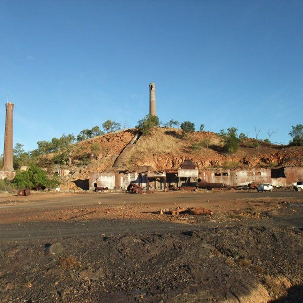 Chillagoe Tin Min