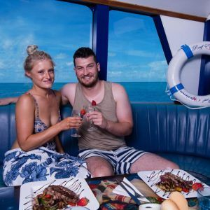 Top Deck Club Reef Day Cruise