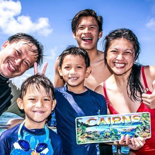 Reef Experience Family Fun